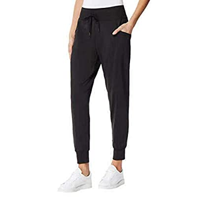 32 DEGREES Ladies' Side Pocket Jogger (Black, Large)