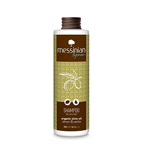 Messinian Spa Shampoo tegen Vet Haar
