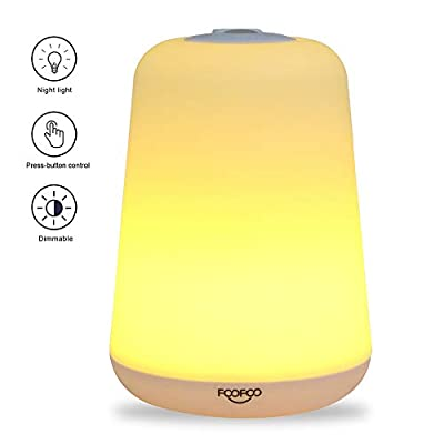 Night Light for Kids- Rechargeable LED Baby Nig...