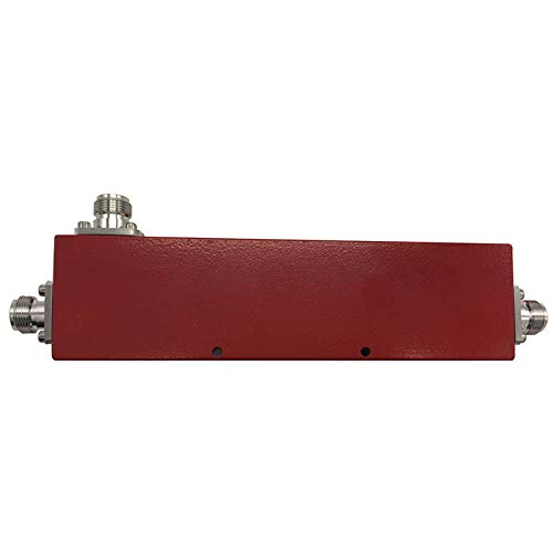 Customized Public Safety 300W 340-2700MHz 5-30dB RF Directional Coupler with N Type Connector Used for BTS IBS DAS