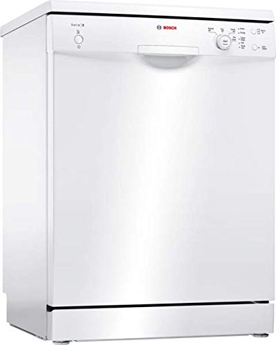 Bosch SMS24AW01G Serie 2 Freestanding Dishwasher, 12 place...