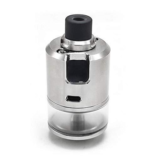 Coppervape 316SS BF-99 CUBE Style MTL RDTA With 2 Bottom Air Flow 22mm 2.5ml PEI Vape TANK DIY Atomizer (RDTA (PC Vesion))
