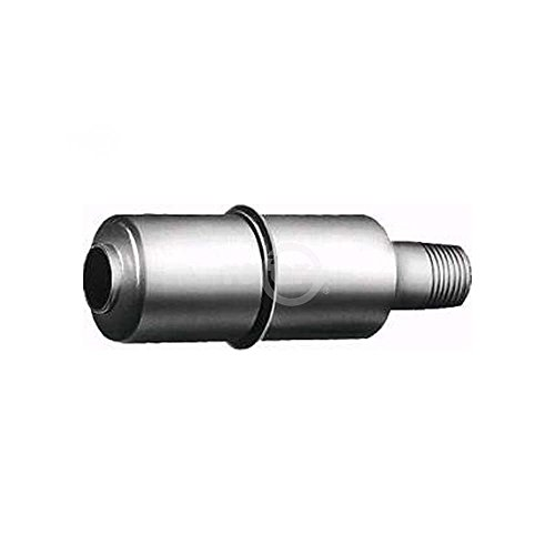 Rotary Item 1270, Muffler For B&S 1/2-inch Pipe