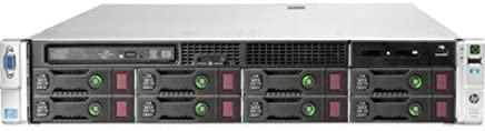 2PA7777 - HP ProLiant DL380p G8 670854-S01 2U Rack Server - 2 x Intel Xeon E5-2640 2.5GHz