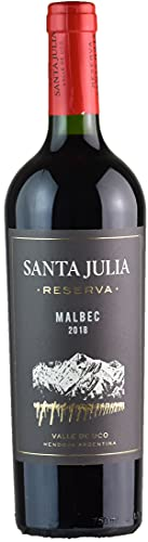 Bodega Santa Julia Malbec Reserva 2018