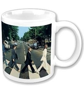 The Beatles Abbey Road Crossing Ceramic Coffee Mug