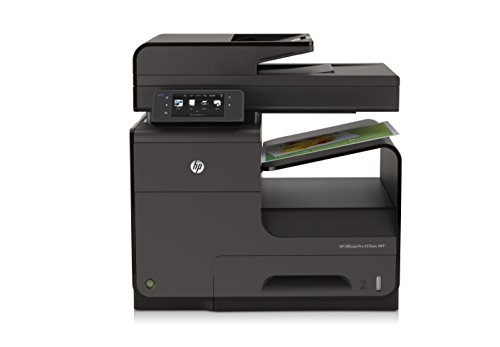 HP OfficeJet Pro X576dw Office Printer with Wireless Network Printing, Remote Fleet Management & Fast Printing, HP Instant Ink or Amazon Dash Replenishment Ready (CN598A)