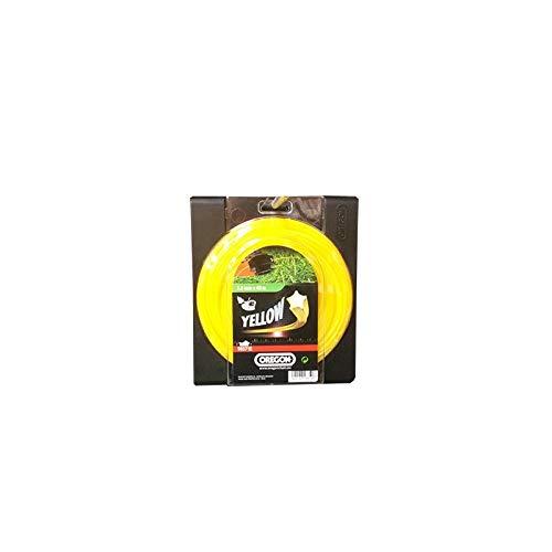 Hilo Desbrozadora Yellow Starline–3.0mm x 60m