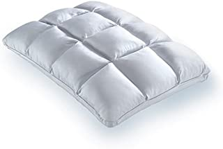 PureCare SUB-0 Degree SoftCell Chill Reversible Hybrid Pillow, Technical Textile, Queen, White