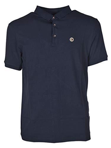 Colmar Originals Luxury Fashion Herren 7617R4SH68 Blau Baumwolle Poloshirt | Frühling Sommer 20