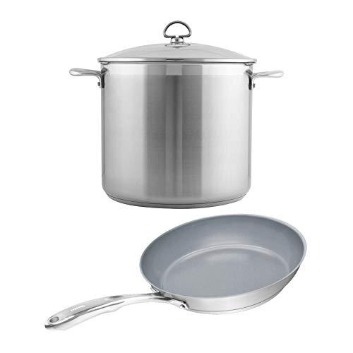 chantal ceramic fry pan - 4