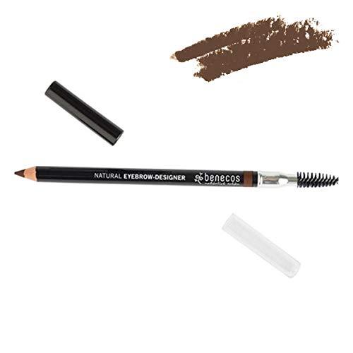Benecos - Crayon à Sourcils naturel Marron - 1g - Livraison Gratuite Pour Les Commandes En France - Prix Par Unité