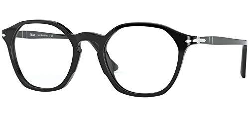 Persol Gafas de Vista GALLERIA PO 3238V BLACK 50/20/145 unisex
