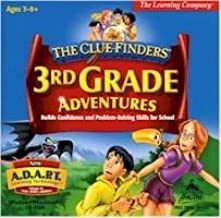 CLUE FINDERS 3RD GRADE ADV 2.2 - JC