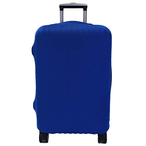 DBSUFV Travel Suitcase Cover Solid Multi-Color Elastic Suitcase Cover Multi-Inch Trolley Case Dust Cover For Suitcase Protection