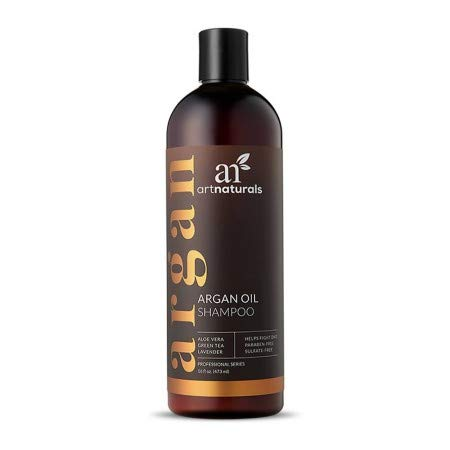 ArtNaturals Argan Restorative Hair Shampoo for hair loss, thinning for men and women