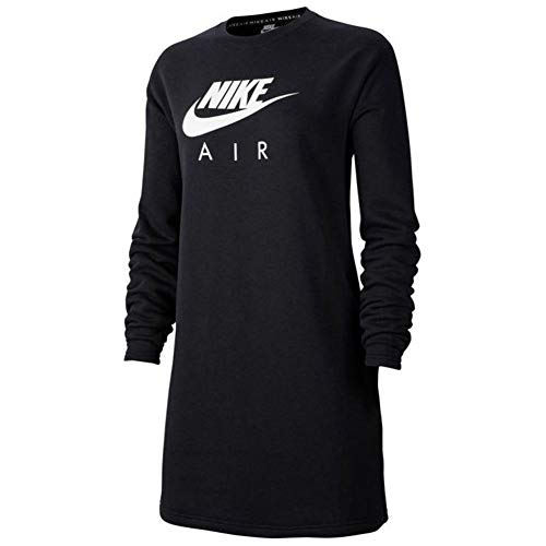 Nike Air – Vestito da Donna, Donna, BV5134, Nero, S