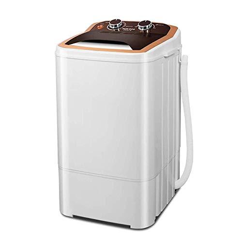 JJSFJH Portable Mini-Waschmaschine mit Violet Sterilisation, Energiesparen - Leichte Kleiner Waschmaschine for Wohnungen, Schlafzimmer