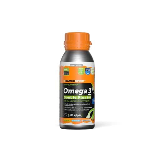 Omega 3 Double Plus ++ Named Sport Formato Risparmio 540 Softgels