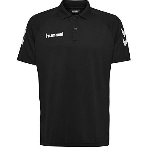 hummel Core Functional Polo pour Homme, Noir, 2XL