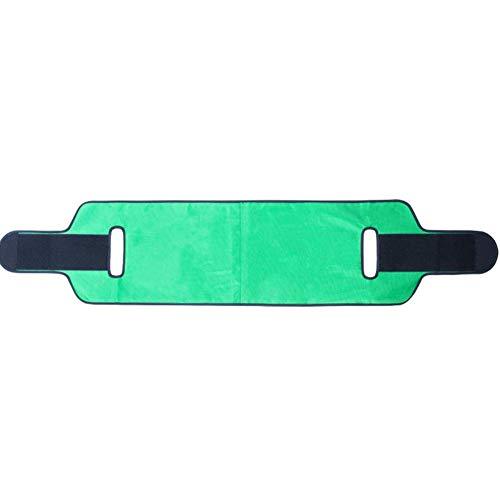 Transfer Board Belt Bed Rolstoel Schuiven Medische Liften Sling Patiënt Zorg Veiligheid Mobiliteit Aids Apparatuur 160cmx34cm Groen