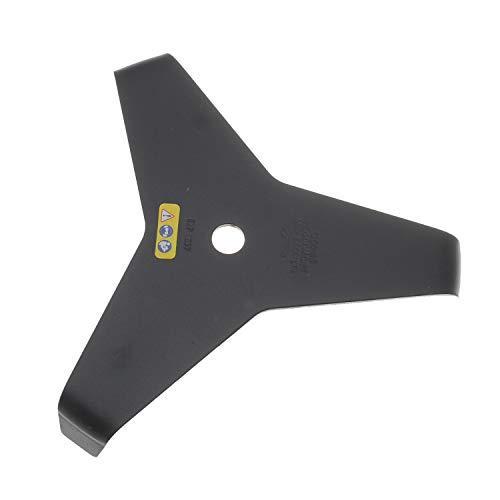 Jardiaffaires Lame Pro spéciale ronces 3 Dents 310x4x20mm pour débroussailleuse