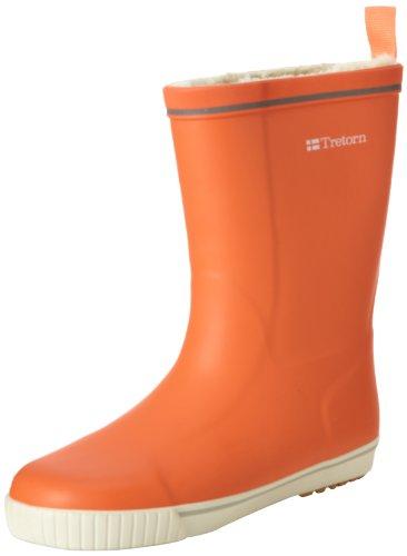 Hot Sale Tretorn Women's Skerry Vinter Matte Rain Boot,Fresh Salmon,37 EU/6 D US