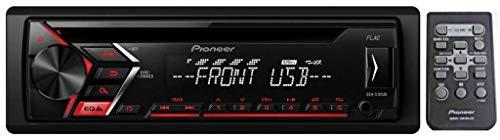 Pioneer DEH-S101UB Autoradio met RDS Tuner CD USB Android + Afstandsbediening