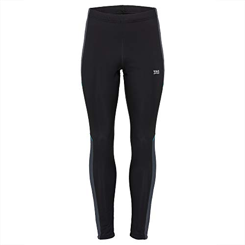 Tao Sportswear Ask Pantalon fonctionnel pour homme, Noir/titane, 48