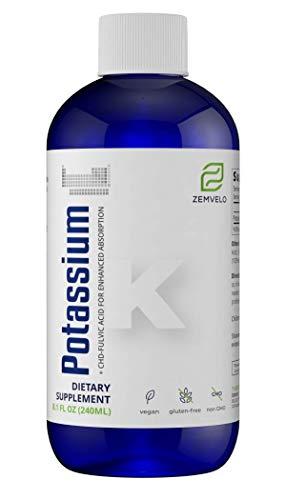 Potassium, 8 Ounce