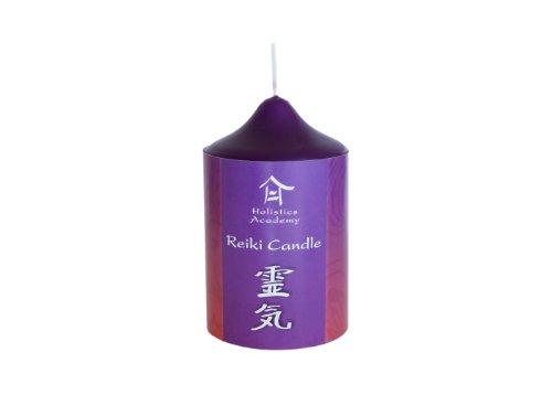 Reiki Healing Candle (Purple)