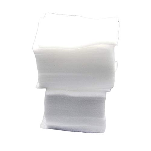 200 toallitas suaves para uñas, toallitas para decoración de uñas, papel limpio, almohadillas de algodón no tejido puro, removedor de esmalte de uñas, maquillaje, arte de uñas