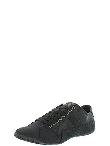 Redskins Janeli Noir Camo Canvas - Chaussures Basses...
