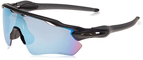 Oakley Herren Radar Ev Path 920855 Sonnenbrille, Schwarz (Matte Black), 40