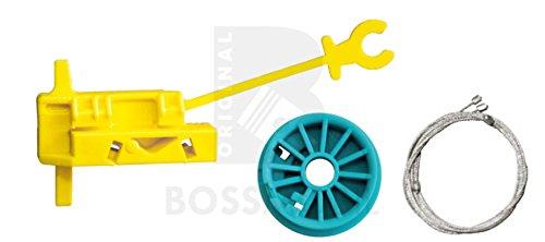 Original Bossmobil DUCATO (230, 230L, 230P, 244, Z_),Vorne Rechts, Fensterheber-Reparatursatz, Clips, Clip, Gleitclip,