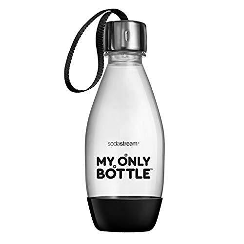 SodaStream 0.5 Liter My Only Bottle Black