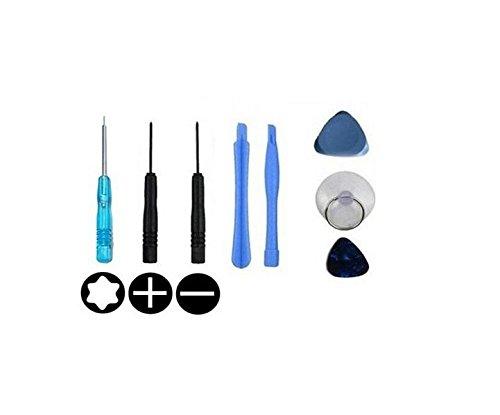 Generic reparación de 8 piezas/juego de destornillador para iPhone 4 4s 5 iPod UK