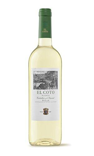 El Coto Blanco de Rioja - Viura, Verdejo, Sauvignon Blanc 2016 Trocken (1 x 0,75l)