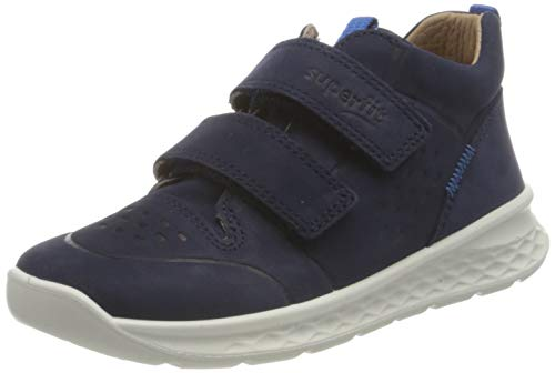 Superfit Breeze Sneaker, BLAU/BLAU, 28 EU