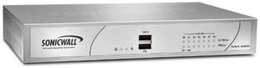 SonicWALL NSA 220 Firewall Appliance - 7 Port - 1 x CompactFlash (CF) Card