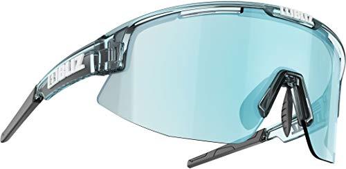 Bliz Matrix Sportbrille, transp Ice Blue/Smoke Ice Blue