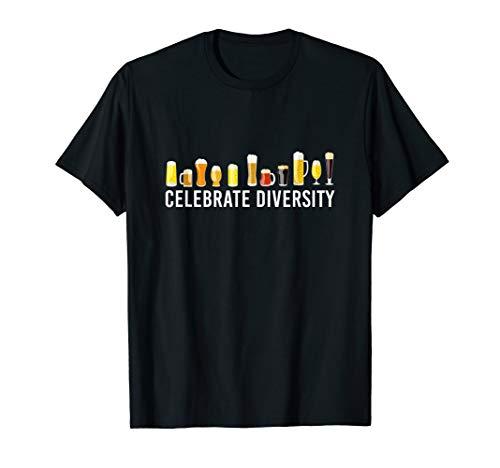 Selbstgebrautes Bier Männertag Geschenk Starkbier T-Shirt