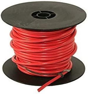 Deka East Penn 02550 Red 100' 8-Gauge Copper Primary Wire