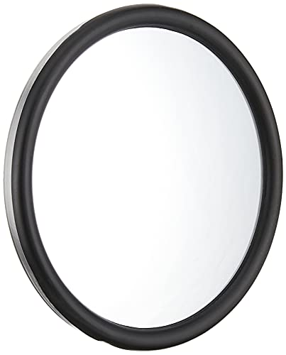 """GG Grand General 33271 Stainless Steel 5"""" Convex Blind Spot Mirror with Center Mount for Trucks, Buses, Utility Vehicles and More"""