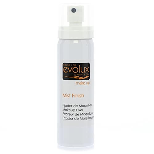 Fijador de Maquillaje EVOLUX MIST FINISH 80 ml.