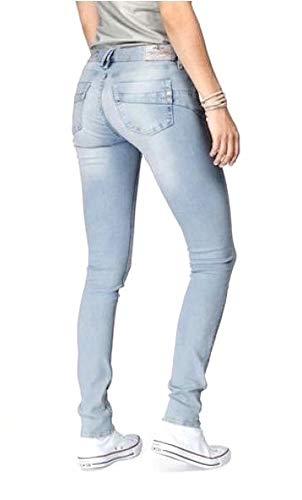 Herrlicher Touch Slim Damen Jeans (Ice, W30/L30)