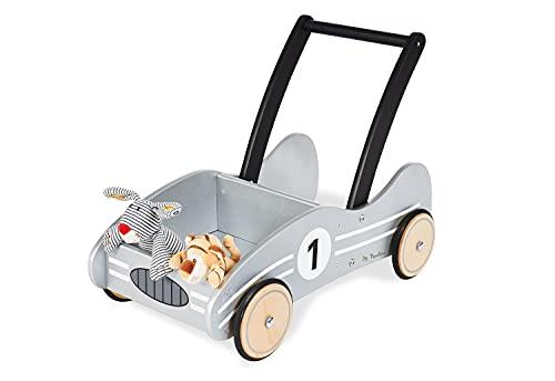 Pinolino Lauflernwagen Kimi, aus Holz, mit...