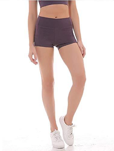 Ducomi LAX Pantalones Cortos Deportivos para Mujer - Pantalons Cortos de Fitness...