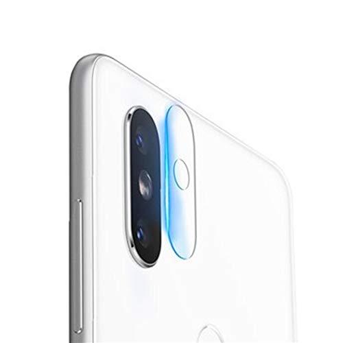 Zhouzl Pellicola in Vetro temperato per Telefono Cellular Pellicola di Vetro temprato for Fotocamera Posteriore da 0.2mm 9H 2.5D for Xiaomi Mi Mix 2S Film di Vetro temperato