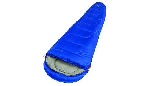 Easy Camp Unisex– Erwachsene Cosmos Schlafsack, Blau, One Size
